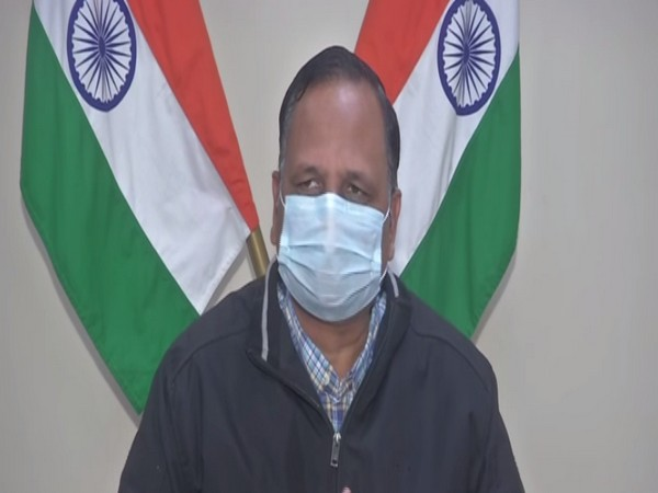 Delhi Health Minister Satyendar Jain (Photo/ ANI)