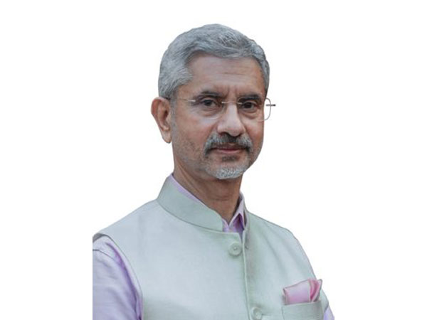 External Affairs Minister Dr S Jaishankar