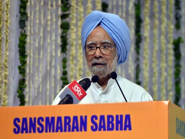 Former Prime Minister Dr Manmohan Singh (File photo)