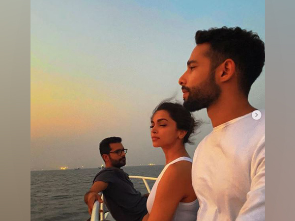 Picture shared by Siddhanth Chaturvedi (Image courtesy: Instagram)