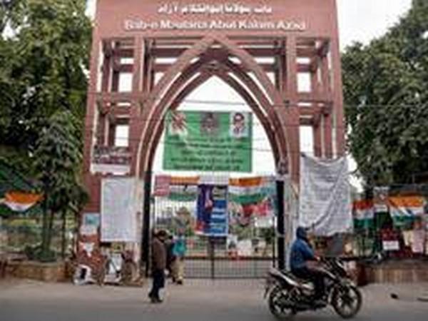 Jamia Millia Islamia [Photo/ANI]