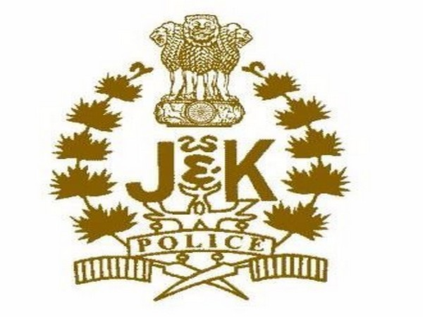 Jammu and Kashmir Police logo.