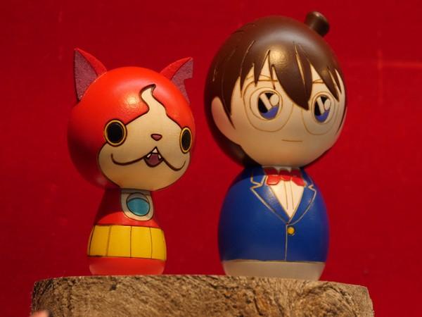 Japanese Kokeshi dolls (File photo)