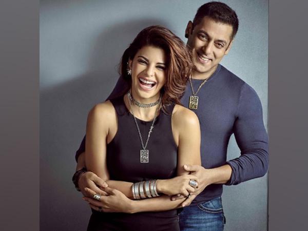 Actors Salman Khan and Jacqueline Fernandez (Image Source: Instagram)