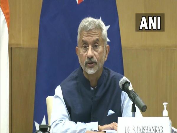 External Affairs Minister S Jaisankar