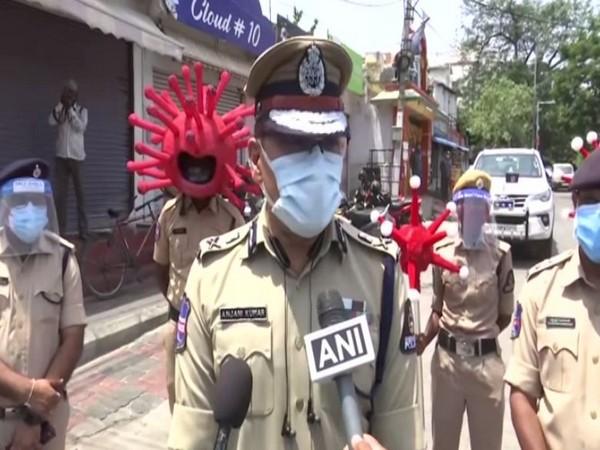 Hyderabad City Police Commissioner, Anjani Kumar