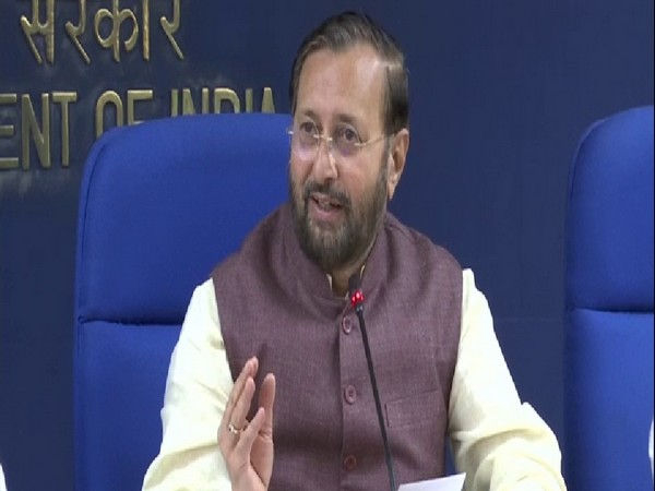Union Minister for Environment, Forest and Climate Change Prakash Javadekar. (File photo)