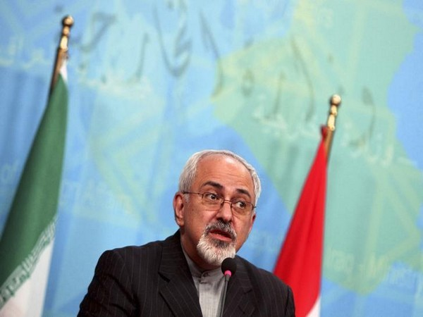 Iran's Foreign Minister Mohammad Javad Zarif (File pic)