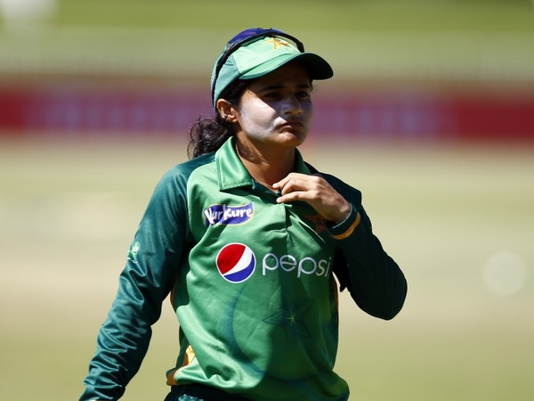 Pakistan batter Javeria Khan (Photo/ PCB Media Twitter)