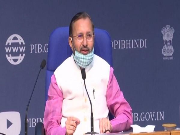 Information and Broadcasting Minister Prakash Javadekar