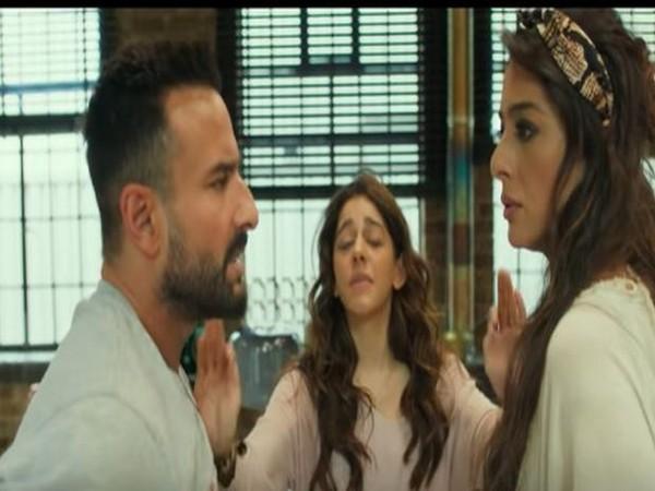 A still from the trailer of film 'Jawaani Jaaneman' (Image Source: Twitter)