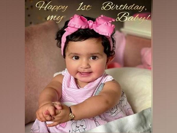 Shilpa Shetty's daughter Samisha (Image Source: Instagram)