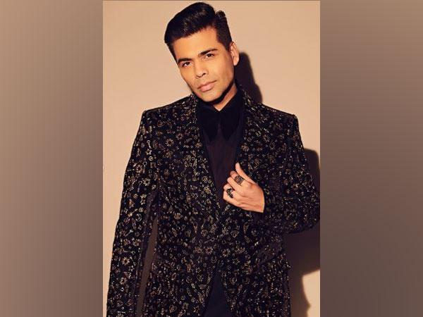 Karan Johar, Picture courtesy: Instagram