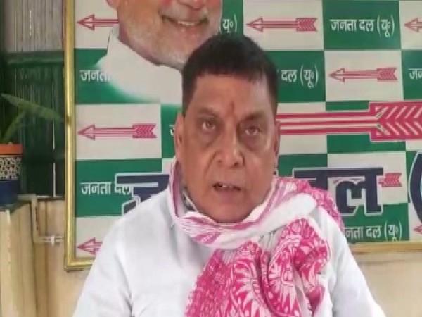 Bihar Minister Neeraj Kumar