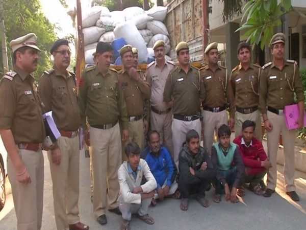 Delhi police busted gang involved in manufacturing synthetic cumin, 5 arrested (photo/ANI)