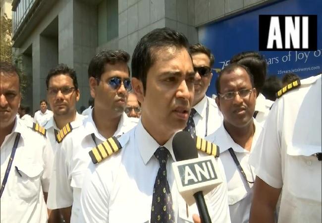 Captain Asim Valiani, Senior Commander and Vice-President (NAG) speaking to ANI in Mumbai on Monday Photo/ANI.