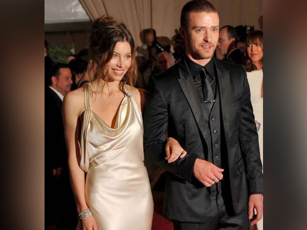 Jessica Biel and her husband Justin Timberlake (Image courtesy: Instagram)