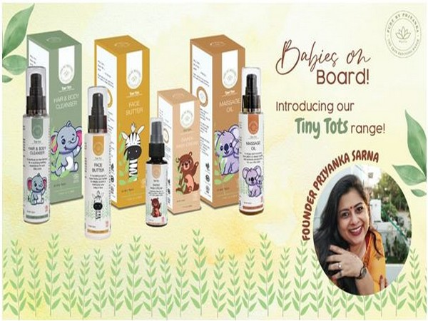 Pure by Priyanka launches new baby products curated with natural ingredients