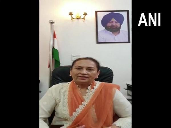 Punjab Social Security, Women and Child Development Minister Aruna Chaudhary (file photo/ANI)