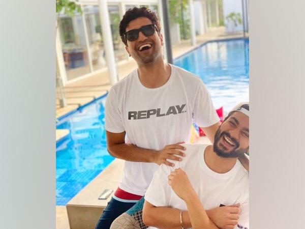 Celebrity brothers Vicky Kaushal and Sunny Kaushal (Image Source: Instagram)