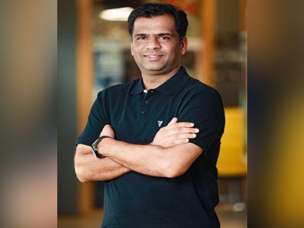 Nitin Agarwal, CEO of GlobalBees