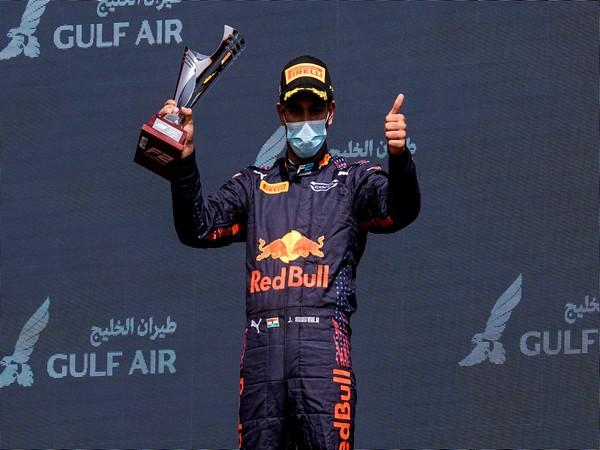 Jehan Daruvala at Bahrain Grand Prix