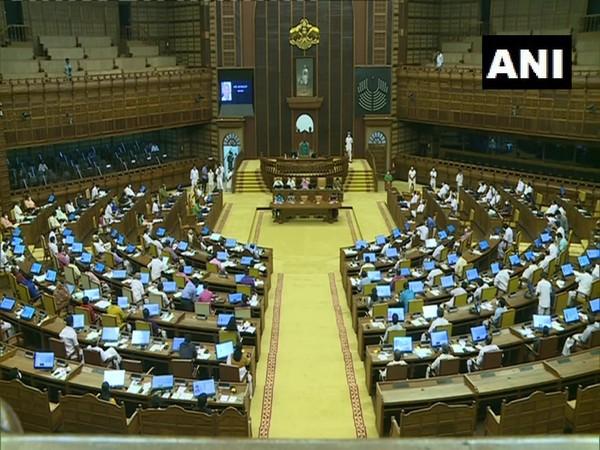 Visual of Kerala Assembly (Photo/ANI)