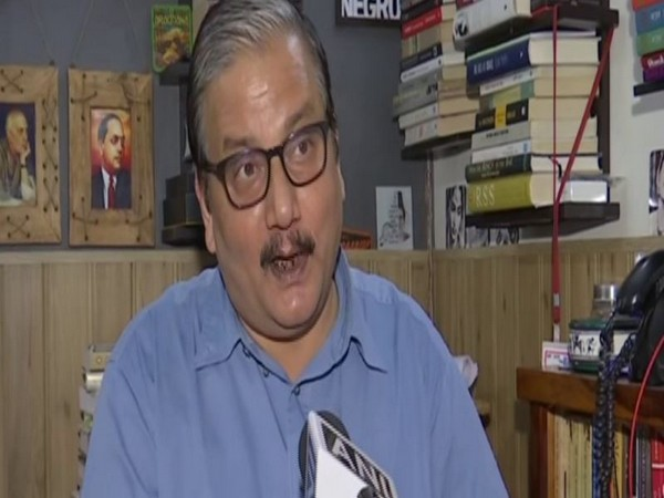 RJD MP Manoj Jha (File photo)