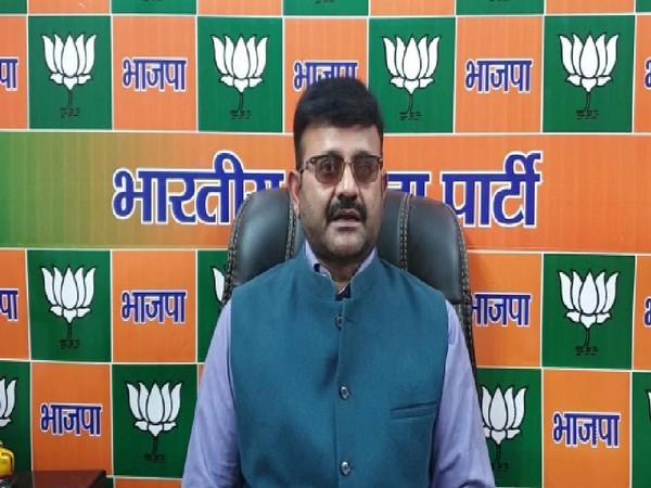 Jharkhand BJP spokesperson Pratul Shah Deo (File Photo)