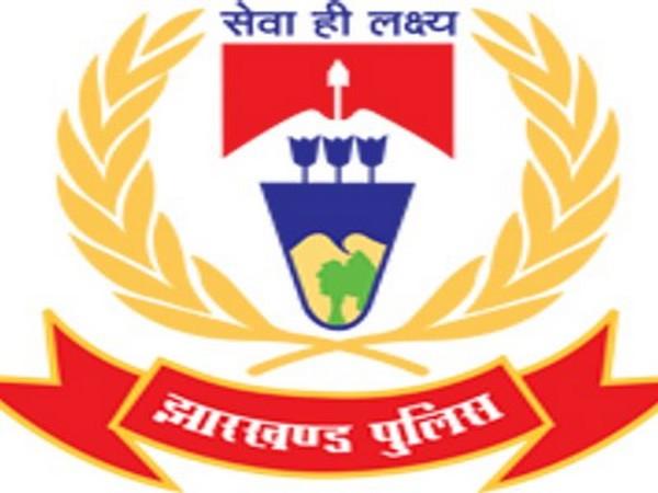 Jharkhand police logo