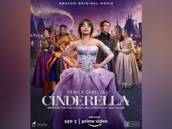New poster of the movie 'Cinderella'