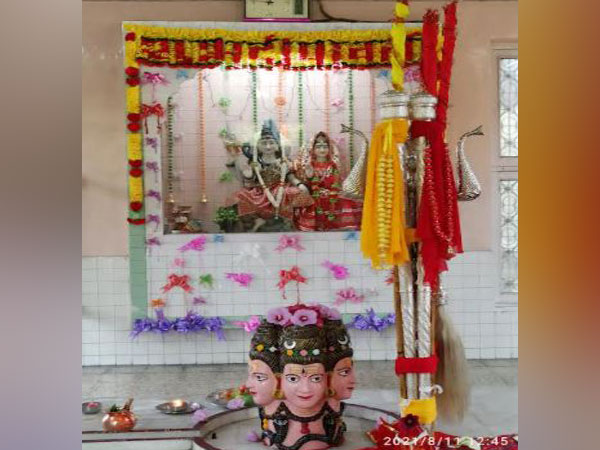 Visuals from the Shri Amareshwar Temple