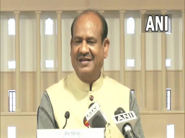 Lok Sabha Speaker Om Birla. (File Photo/ANI)