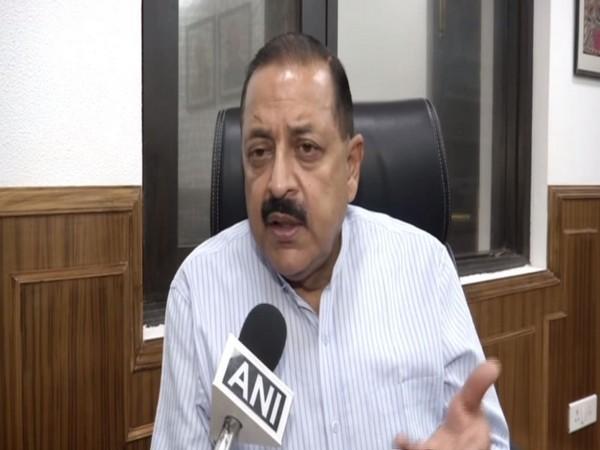 Union Minister Jitendra Singh (File Photo/ANI)