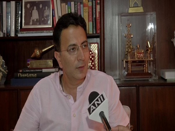 CWC member Jitin Prasad. File photo/ANI