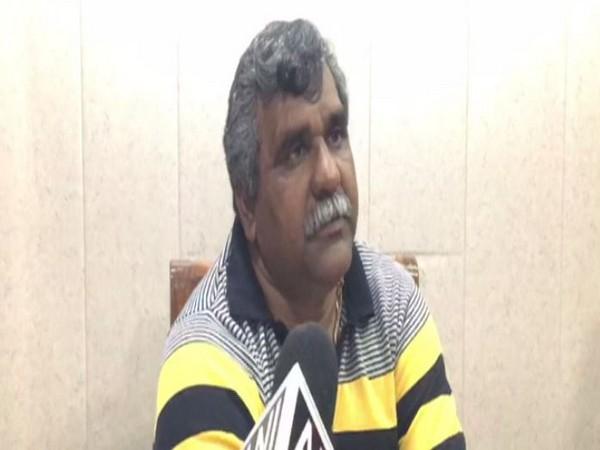 Jitendra Tiwari (ANI)