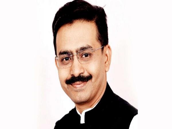 Late Congress RS MP Rajeev Satav (Twitter).