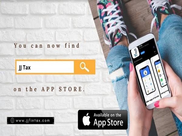JJ Tax App now available on iOS
