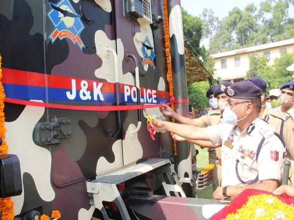 Jammu and Kashmir DGP Dilbag Singh.