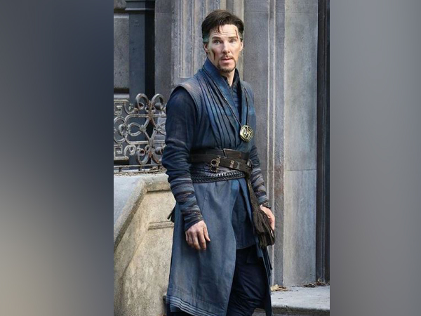 Benedict Cumberbatch as Doctor Strange (Image courtesy: Instagram)