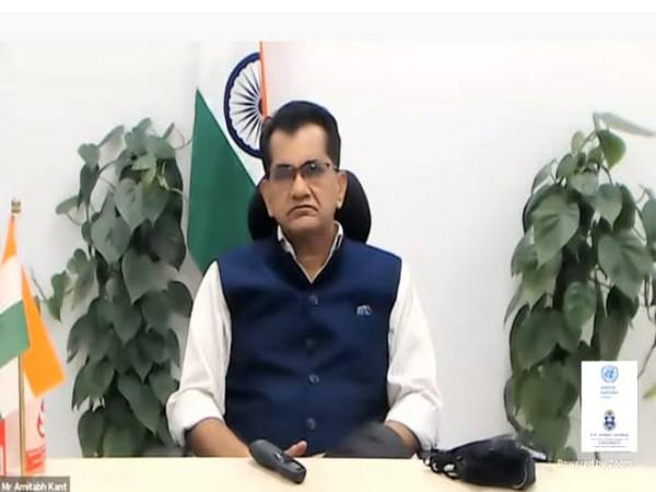 NITI Aayog CEO, Amitabh Kant (file photo)
