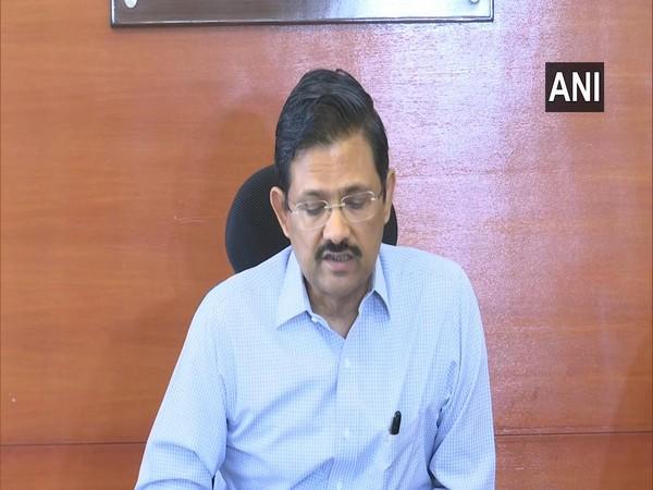 Gujarat Chief Secretary Dr JN Singh