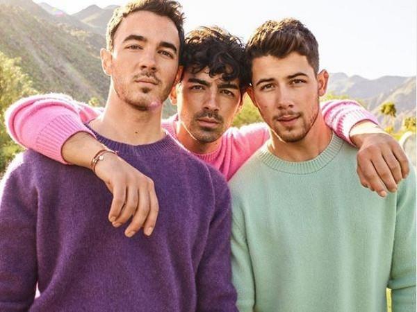 Kevin Jonas, Joe Jonas and Nick Jonas, Image courtesy: Instagram