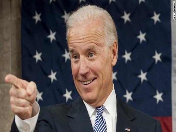 Former Vice President and Democratic presidential nominee Joe Biden (File pic)