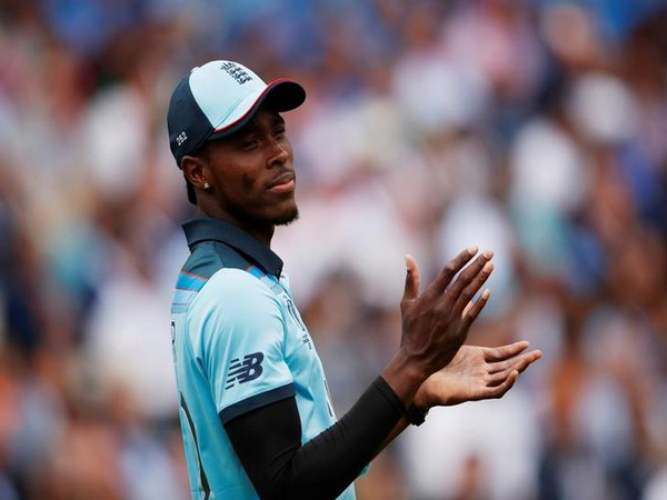England's Jofra Archer (File photo)