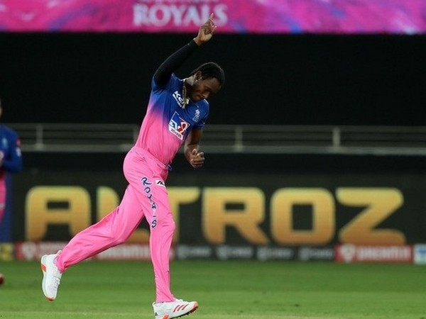 Rajasthan Royals' pacer Jofra Archer (Photo/ iplt20.com)