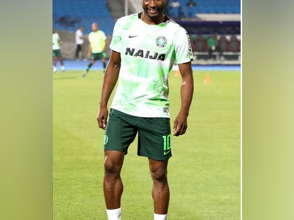 Nigerian footballer John Obi Mikel (Photo/ John Obi Mikel Instagram)