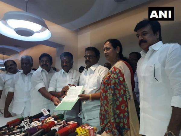DMDK on Sunday joined BJP-AIADMK-PMK alliance in Tamil Nadu.