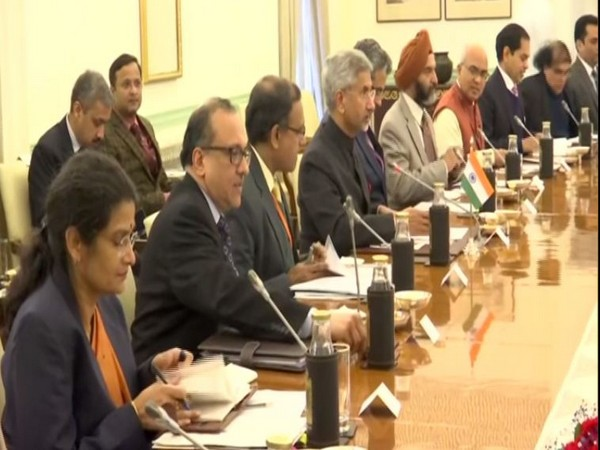 EAM Jaishankar at Joint Commission Meeting held in New Delhi on Friday