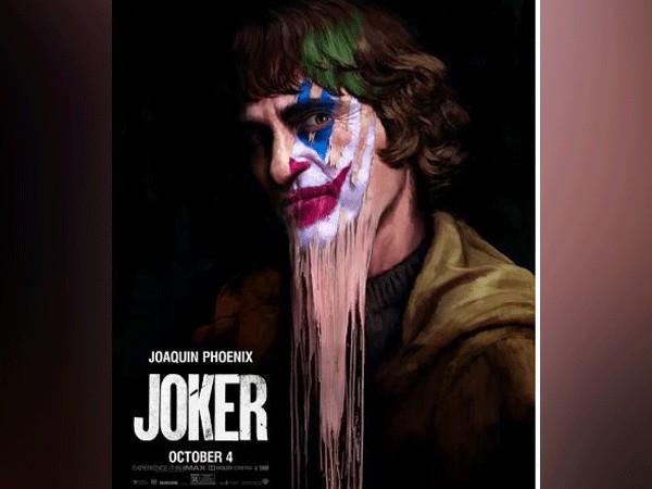 Poster of the film 'Joker' (Image Source: Instagram)